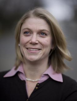 Professor Katherine Benton-Cohen of the Department of History